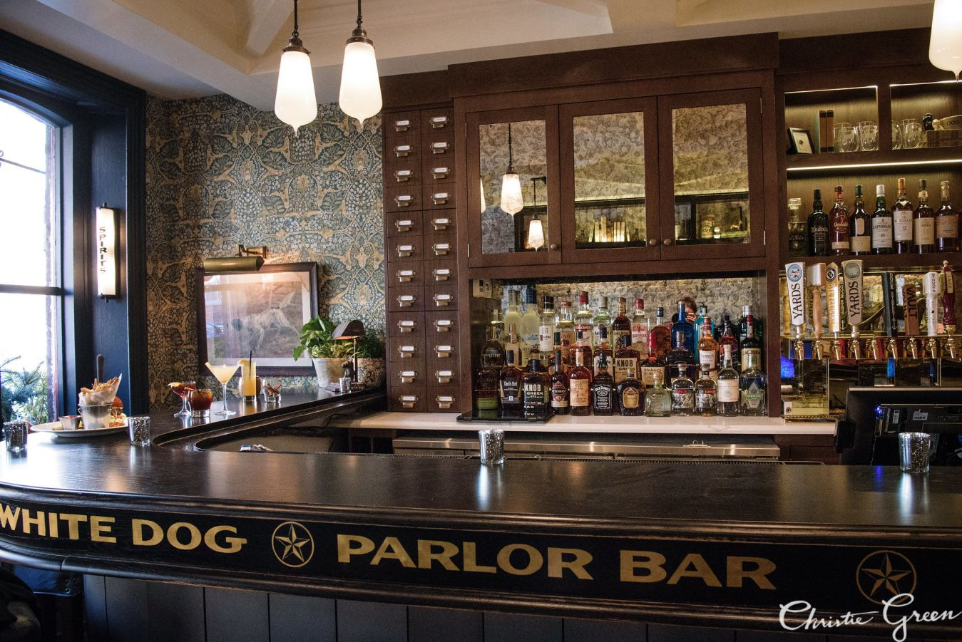 New Parlor Bar